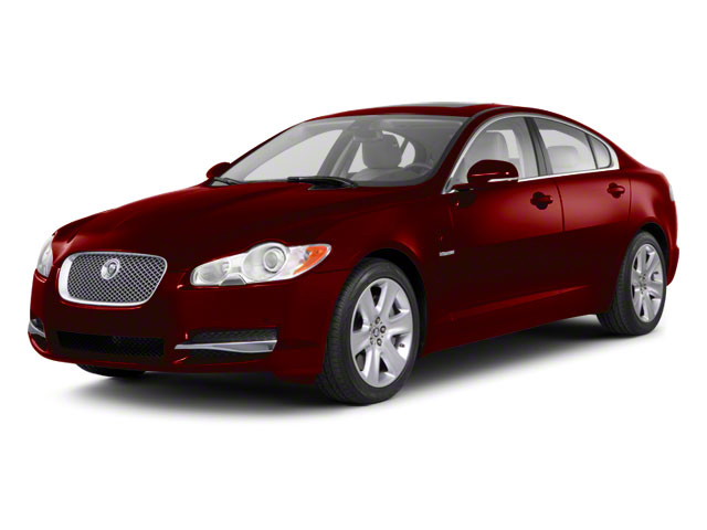 Radiance 2010 Jaguar XF Pictures XF Sedan 4D Supercharged photos front view