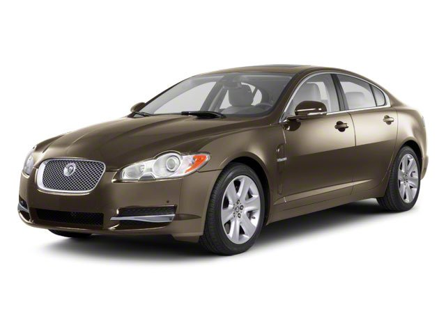 Winter Gold 2010 Jaguar XF Pictures XF Sedan 4D Supercharged photos front view