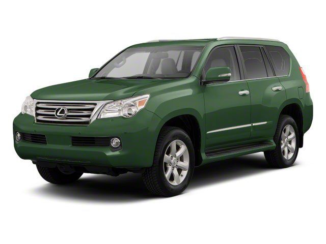 Peridot Mica 2010 Lexus GX 460 Pictures GX 460 Utility 4D 4WD photos front view