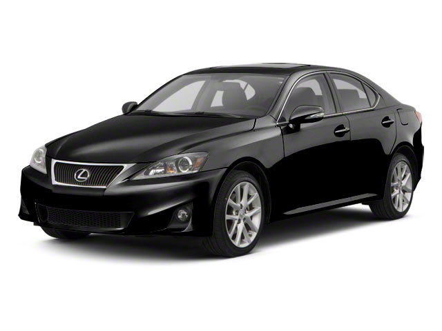 Obsidian 2010 Lexus IS 250 Pictures IS 250 Sedan 4D IS250 photos front view