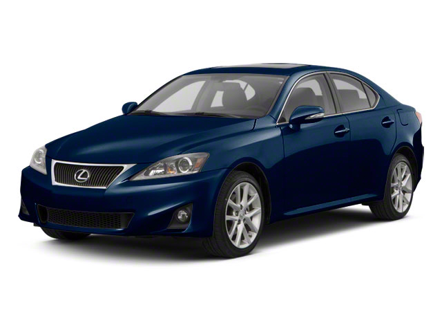 Black Sapphire Pearl 2010 Lexus IS 250 Pictures IS 250 Sedan 4D IS250 photos front view