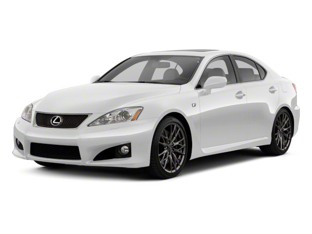 Starfire Pearl 2010 Lexus IS F Pictures IS F Sedan 4D IS-F photos front view