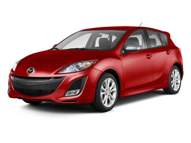 Velocity Red Mica 2010 Mazda Mazda3 Pictures Mazda3 Wagon 5D s photos front view
