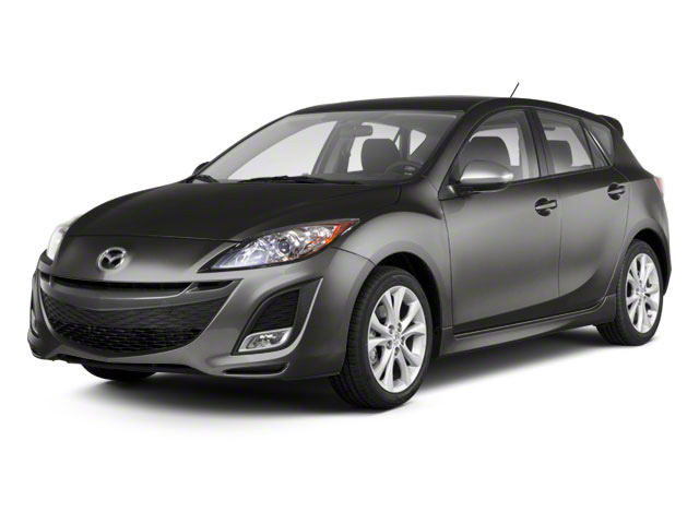 Graphite Mica 2010 Mazda Mazda3 Pictures Mazda3 Wagon 5D s photos front view