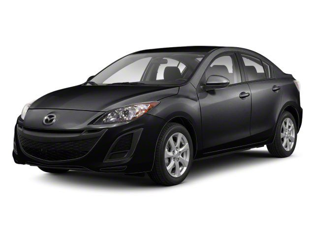 Black Mica 2010 Mazda Mazda3 Pictures Mazda3 Sedan 4D s photos front view