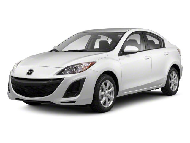 Crystal White Pearl Mica 2010 Mazda Mazda3 Pictures Mazda3 Sedan 4D s photos front view