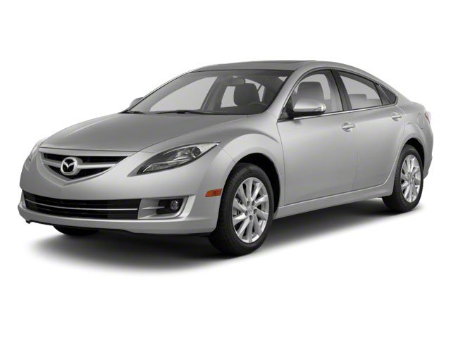Brilliant Silver Metallic 2010 Mazda Mazda6 Pictures Mazda6 Sedan 4D i Touring photos front view
