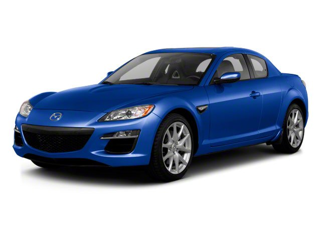 Aurora Blue Mica 2010 Mazda RX-8 Pictures RX-8 Coupe 2D R3 (6 Spd) photos front view