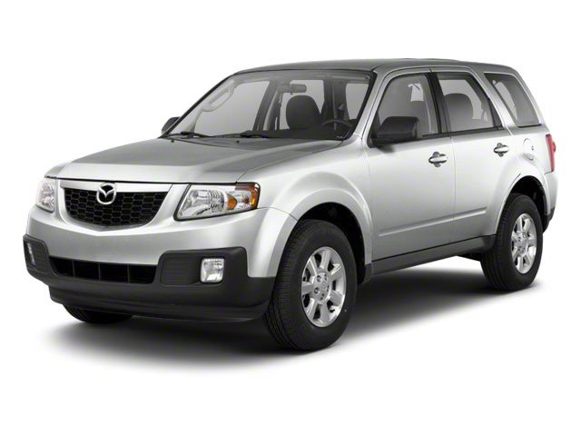 Ingot Silver 2010 Mazda Tribute Pictures Tribute Utility 4D s 4WD photos front view