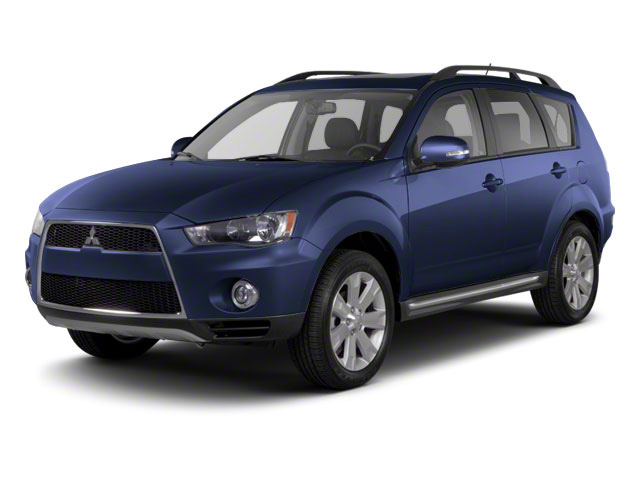 2010 Mitsubishi Outlander Utility 4D XLS AWD (V6) Pictures