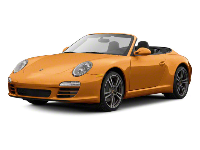 Nordic Gold Metallic 2010 Porsche 911 Pictures 911 Cabriolet 2D 4 AWD photos front view