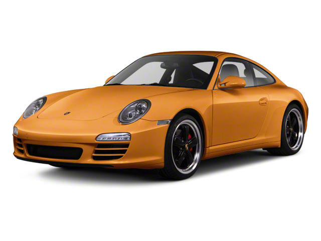 Nordic Gold Metallic 2010 Porsche 911 Pictures 911 Coupe 2D 4S AWD photos front view