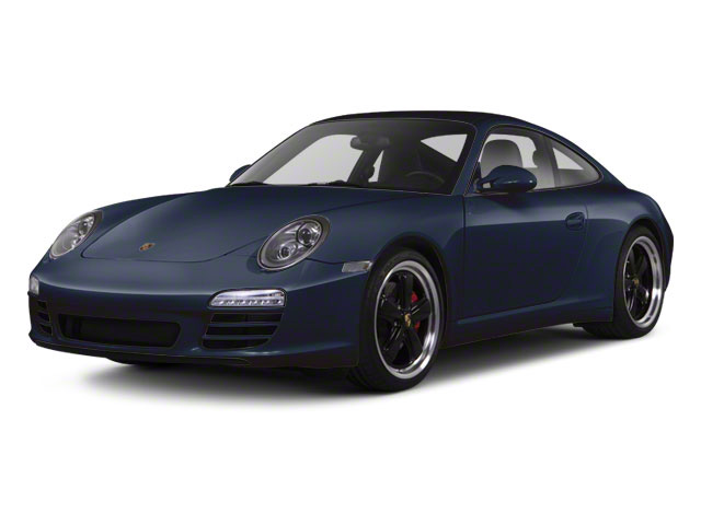 Dark Blue Metallic 2010 Porsche 911 Pictures 911 Coupe 2D 4S AWD photos front view