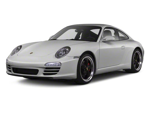 GT Silver Metallic 2010 Porsche 911 Pictures 911 Coupe 2D 4S AWD photos front view
