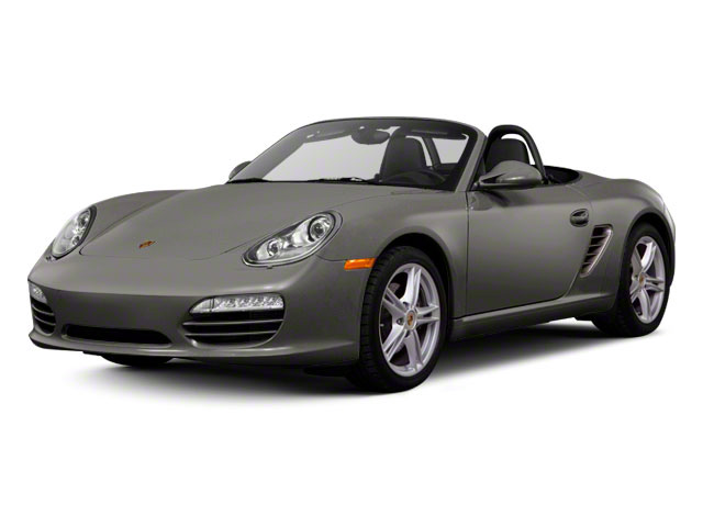 Meteor Grey Metallic 2010 Porsche Boxster Pictures Boxster Roadster 2D photos front view