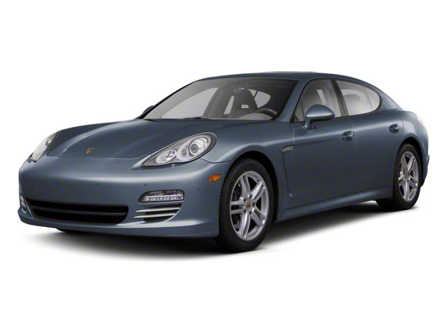 Yachting Blue Metallic 2010 Porsche Panamera Pictures Panamera Hatchback 4D Turbo AWD photos front view