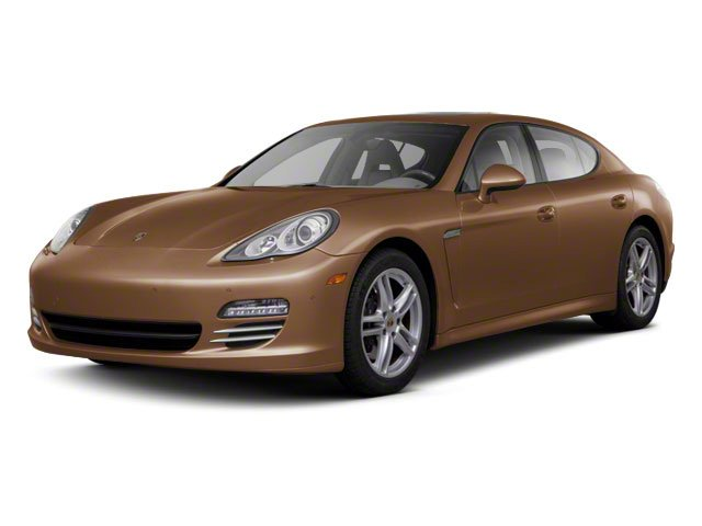 Cognac Metallic 2010 Porsche Panamera Pictures Panamera Hatchback 4D S photos front view