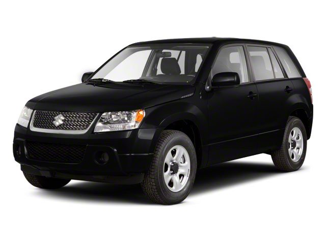 Black Pearl 2010 Suzuki Grand Vitara Pictures Grand Vitara Utility 4D Limited 4WD photos front view
