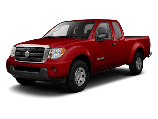 Red River 2010 Suzuki Equator Pictures Equator Extended Cab Sport 2WD photos front view