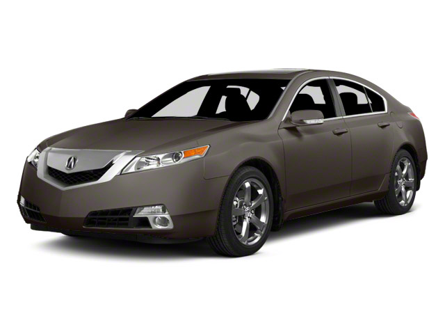 Mayan Bronze Metallic 2011 Acura TL Pictures TL Sedan 4D photos front view
