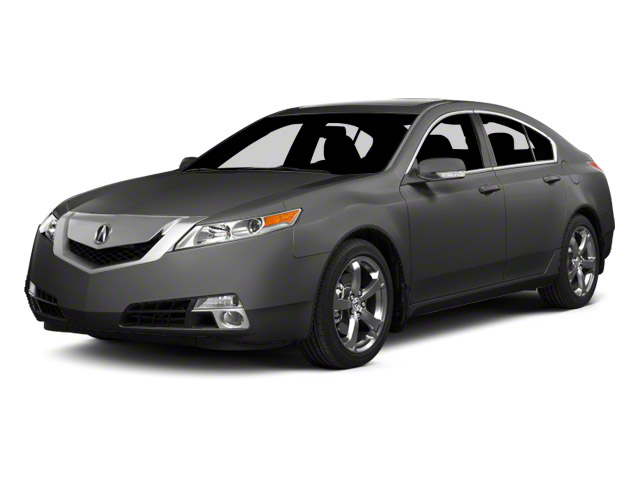 Polished Metal Metallic 2011 Acura TL Pictures TL Sedan 4D photos front view