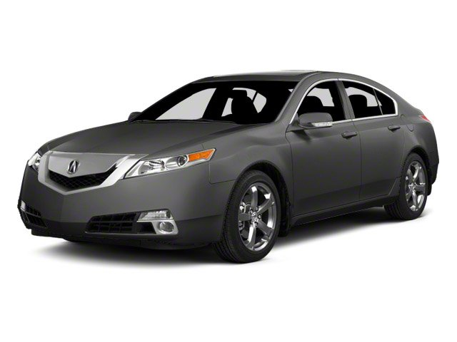 Polished Metal Metallic 2011 Acura TL Pictures TL Sedan 4D AWD photos front view