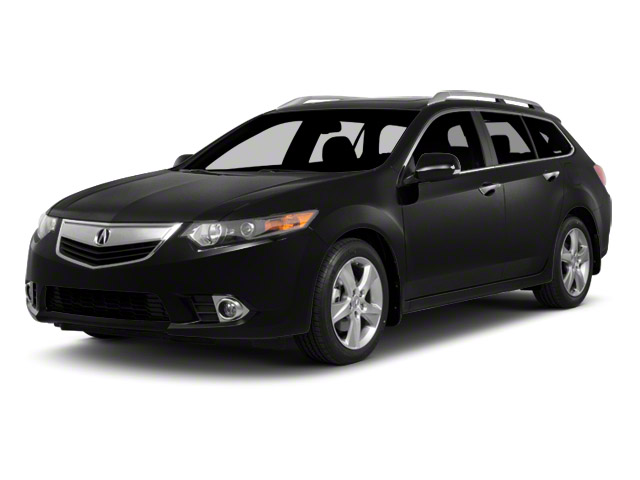 Crystal Black Pearl 2011 Acura TSX Sport Wagon Pictures TSX Sport Wagon 4D Technology photos front view
