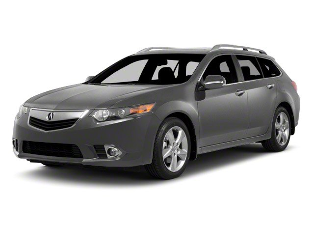 Graphite Luster Metallic 2011 Acura TSX Sport Wagon Pictures TSX Sport Wagon 4D Technology photos front view