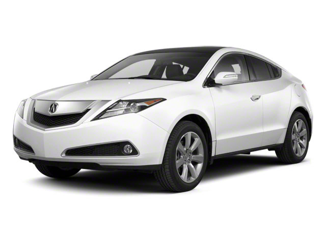 Aspen White Pearl 2011 Acura ZDX Pictures ZDX Utility 4D AWD photos front view