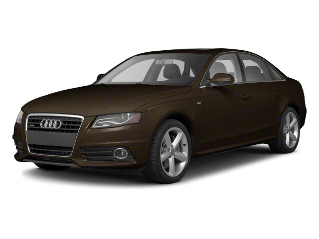 Teak Brown Metallic 2011 Audi A4 Pictures A4 Sedan 4D 2.0T Quattro photos front view