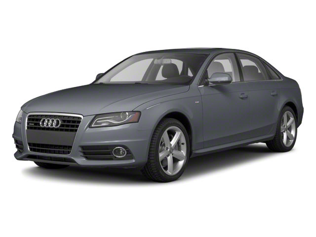 Quartz Gray Metallic 2011 Audi A4 Pictures A4 Sedan 4D 2.0T Quattro photos front view
