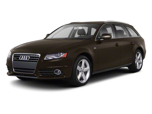 Teak Brown Metallic 2011 Audi A4 Pictures A4 Wagon 4D 2.0T Quattro Premium Plus photos front view