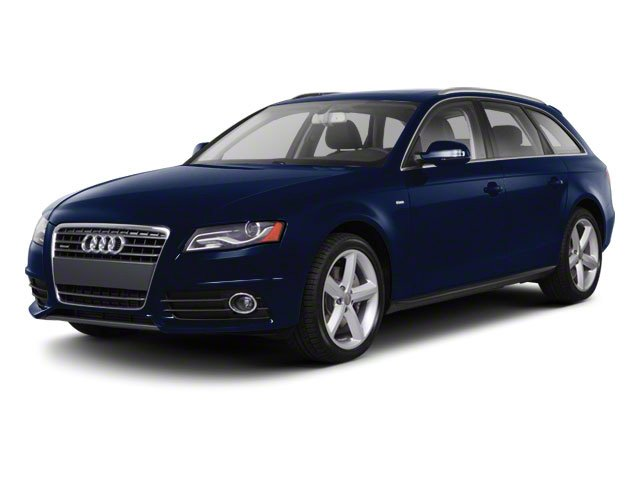 Deep Sea Blue Pearl 2011 Audi A4 Pictures A4 Wagon 4D 2.0T Quattro Premium Plus photos front view