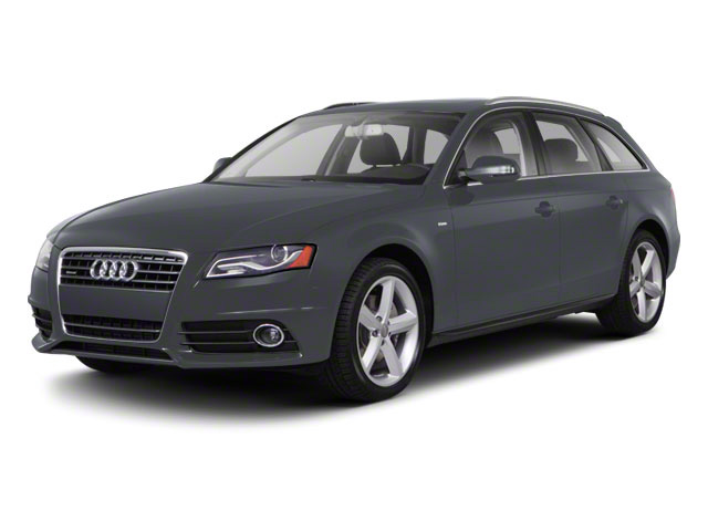 Quartz Gray Metallic 2011 Audi A4 Pictures A4 Wagon 4D 2.0T Quattro Premium Plus photos front view