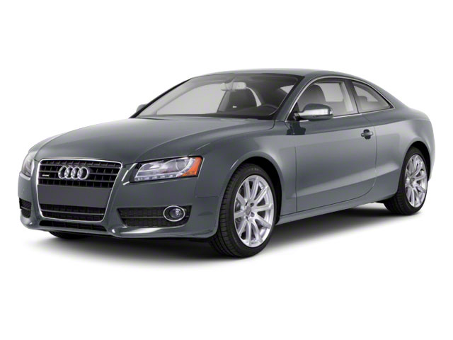Meteor Gray Pearl 2011 Audi A5 Pictures A5 Coupe 2D Quattro photos front view