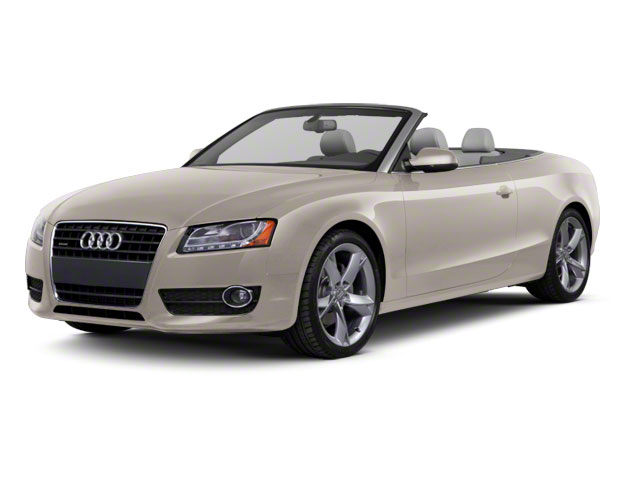 Arum Beige Metallic 2011 Audi A5 Pictures A5 Convertible 2D S-Line photos front view