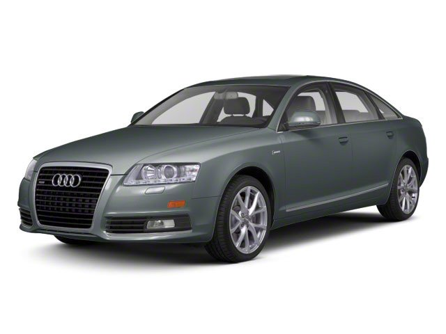Condor Grey Metallic 2011 Audi A6 Pictures A6 Sedan 4D 3.0T Quattro Premium Plus photos front view