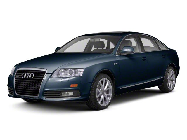 Night Blue Pearl 2011 Audi A6 Pictures A6 Sedan 4D 3.0T Quattro Premium Plus photos front view