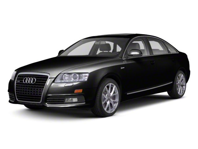 Brilliant Black 2011 Audi A6 Pictures A6 Sedan 4D 3.0T Quattro Premium Plus photos front view