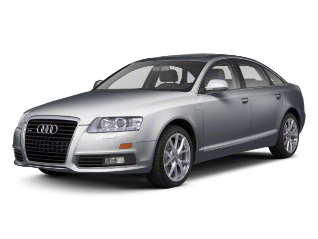 Ice Silver Metallic 2011 Audi A6 Pictures A6 Sedan 4D 3.0T Quattro Premium Plus photos front view