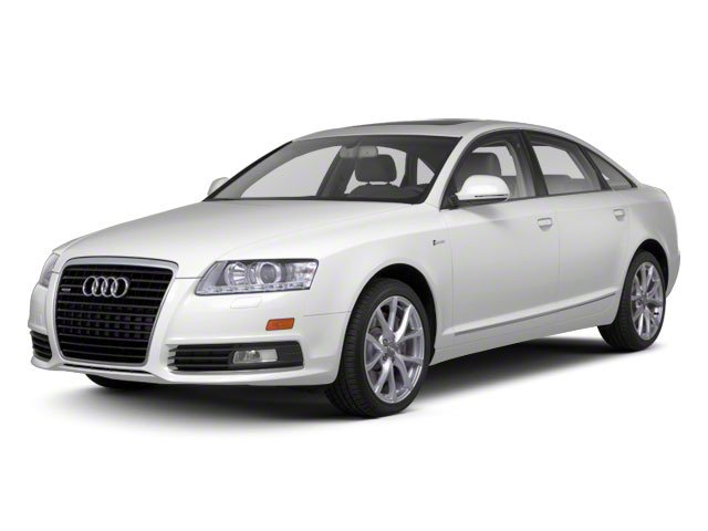 Ibis White 2011 Audi A6 Pictures A6 Sedan 4D 3.0T Quattro Premium Plus photos front view
