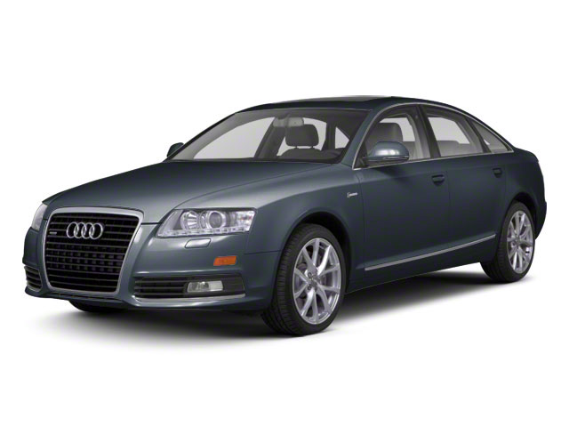 Oyster Grey Metallic 2011 Audi A6 Pictures A6 Sedan 4D 3.0T Quattro Premium Plus photos front view