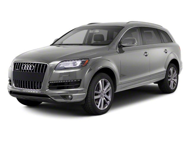 Daytona Gray Pearl 2011 Audi Q7 Pictures Q7 Utility 4D 3.0 TDI Prestige S-Line A photos front view