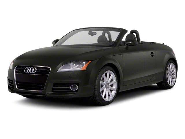 Oolong Gray Metallic 2011 Audi TT Pictures TT Roadster 2D Quattro Prestige photos front view