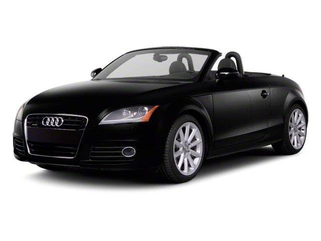 Brilliant Black 2011 Audi TT Pictures TT Roadster 2D Quattro Prestige photos front view