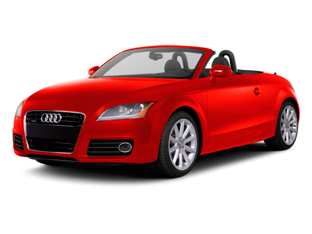 Misano Red Pearl 2011 Audi TT Pictures TT Roadster 2D Quattro Prestige photos front view