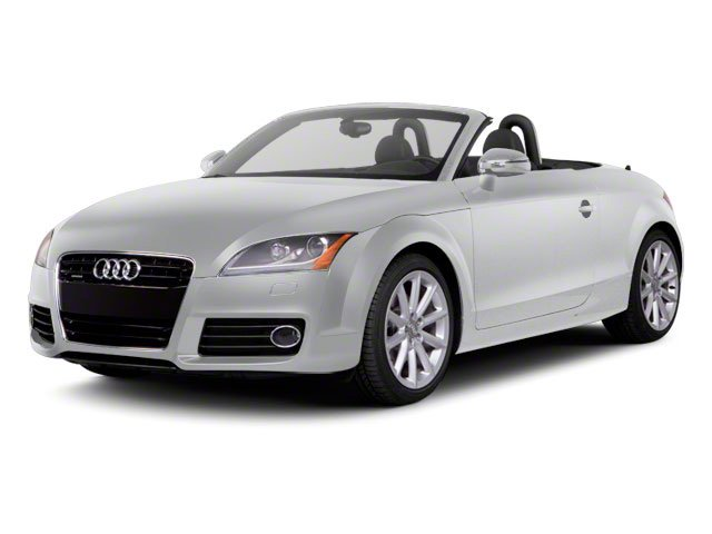 Ice Silver Metallic 2011 Audi TT Pictures TT Roadster 2D Quattro Prestige photos front view