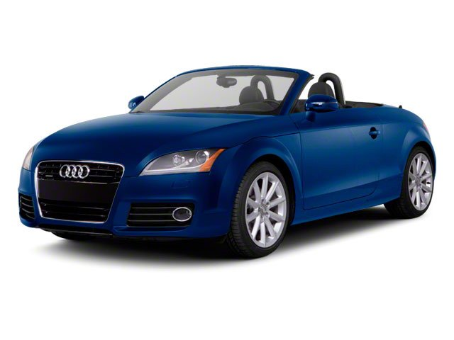 Scuba Blue Metallic 2011 Audi TT Pictures TT Roadster 2D Quattro Prestige photos front view