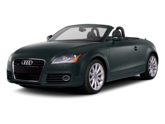 Dakota Gray Metallic 2011 Audi TT Pictures TT Roadster 2D Quattro Prestige photos front view
