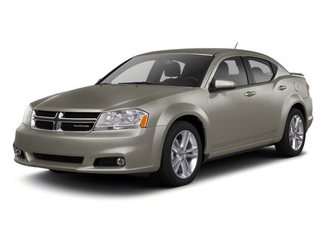 Tungsten Metallic 2011 Dodge Avenger Pictures Avenger Sedan 4D Mainstreet photos front view